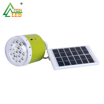Get discounts energy saving rechargeable solar led light bulb