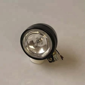 "4""Heavy Truck Fog lamp Universal Fog/Driving Lights white off road Frosty Replacement Head Light"