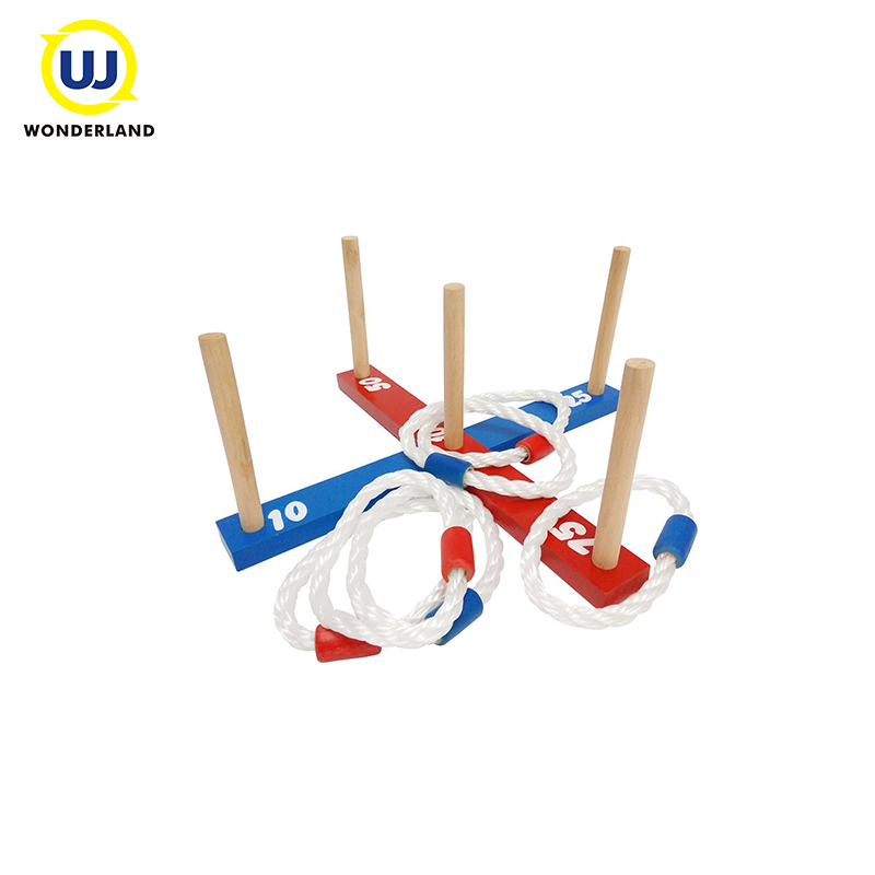 Outdoor pino anello toss gioco set
