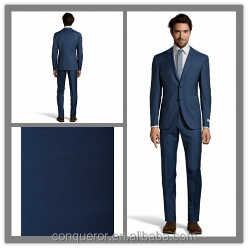 OEM Factory Price Customized Two Button Notch Lapel Men's Cashmere Wool Slim Fit Trendy Suit (SUIT62226)