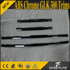 GLK300 ABS Car Auto Door Trims Sill for Mercedes Ben z GLK300