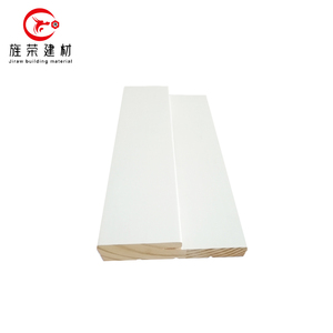 High Quality Finger Joint Hot Sale WPC PVC Wood Door Jamb