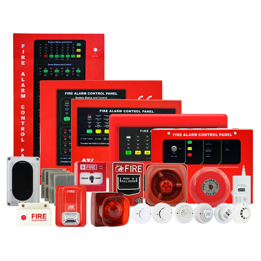 the most popular fire alarm control panel