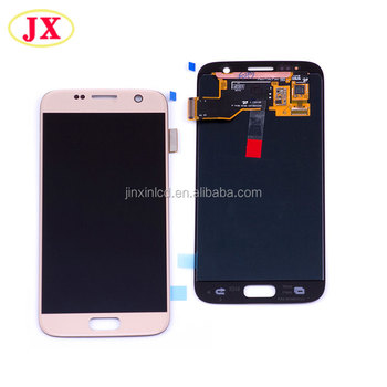 [JX]Mobile Phone Original LCD For Samsung Galaxy S7 LCD Touch Screen Digitizer Assembly