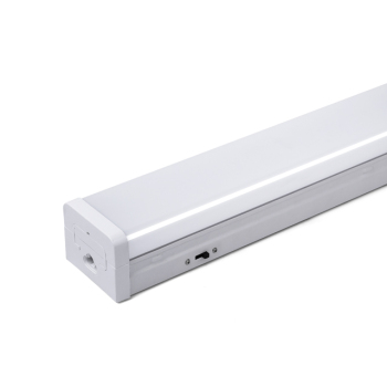2018 China led lights multiple color 0-10V dimming led batten light fixture linkable for restaurant bookstore