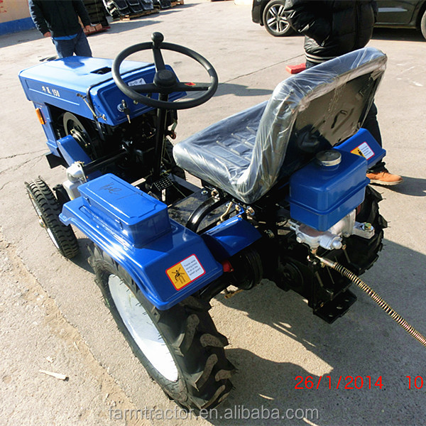 good quality and low price four wheel mini small size tractor