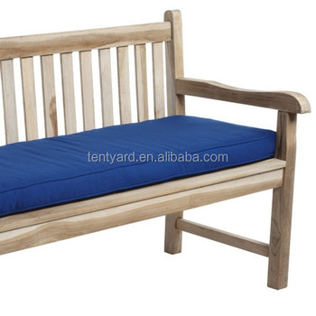 Waterproof 2 Seater Bench Swing Seat Cushion Garden Furniture Seat Pad
