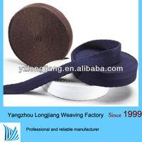 1 inch cotton herringbone webbing