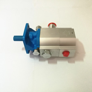 Hot selling CBNA-13 / 4.2 double gear pump for log splitter