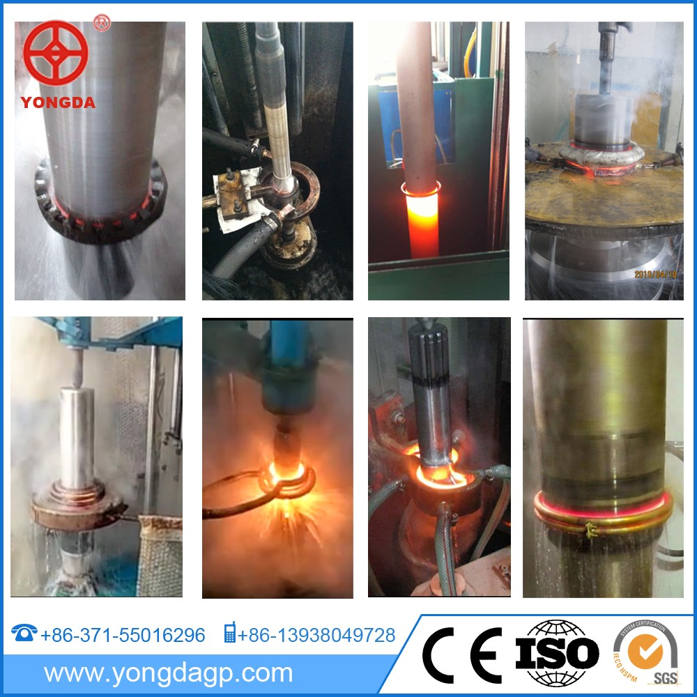 online shop China high frequency bearing induction heating forging equipment