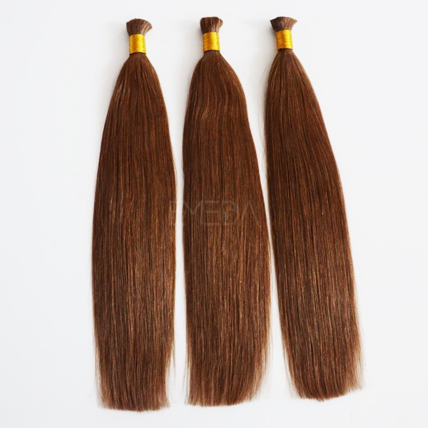 3 Bundles Brazilian Hair Weave Blonde And Brown Hair Weave In Bulk Wholesale Bulk Hair Extensions