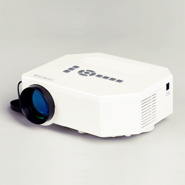 1chip UC30 projector LED 4:3 or 16:9 Aspect ratio 500:1contract 150lux projector