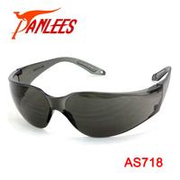 OEM CE ANSI z87.1 EN166 Side Shield Safety Glasses UV Safety Glasses Scratch Resistant For Indoor outdoor