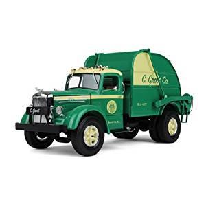 Buy Vintage Blue Oscar Garbage Truck Metal Car 1987 Playskool