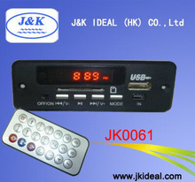 JK0061 usb mp3-player mit line-out