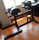 cross fitness equipment Gym bench/Glute ham developer
