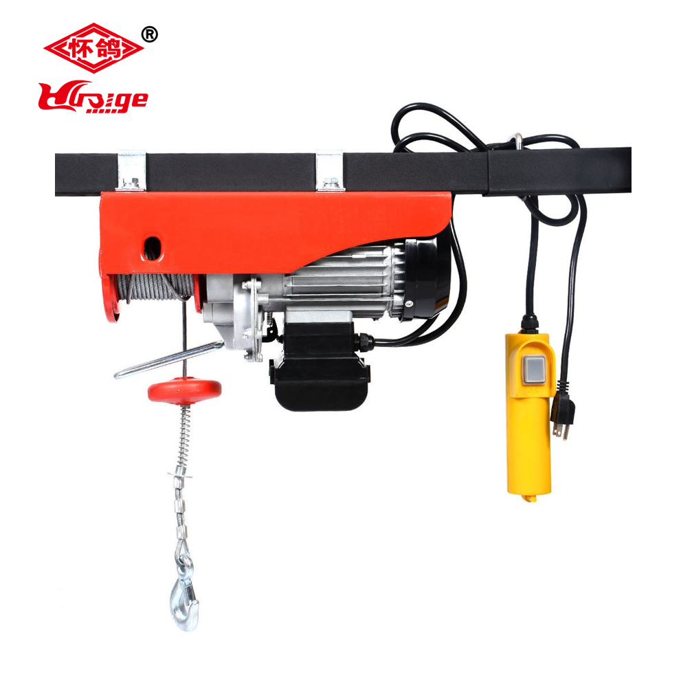 Electric Hoist Huaige, Electric Hoist Huaige Suppliers and ...