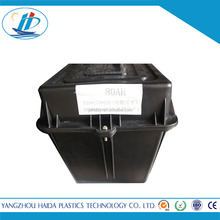 Good Heat Protection Waterproof Plastic Inverter Battery Box Underground for Solar System