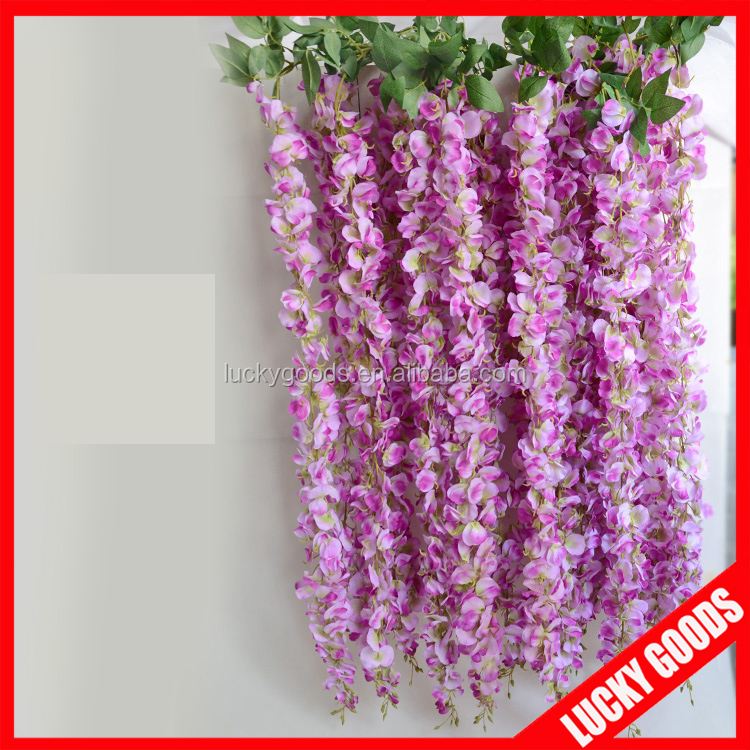 wholesale wedding and event stage giant flower decoration in purple color