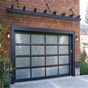 sectional for garage sale product overhead detail new glass used doors buy modern