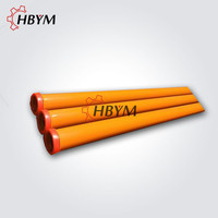 Delivery Pip St52 seamless Concrete Pump Pipe