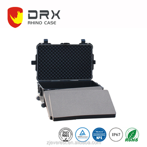 IP67 Waterproof Dustproof Trolley Equipment Hard Case