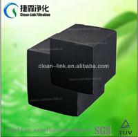 Honeycomb-shaped Activated Carbon Air Filter Manufacturer