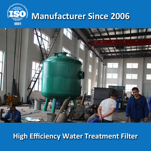 Factory Outlet Sand Filter Price Automatic Waste Water Sand Filter Tank