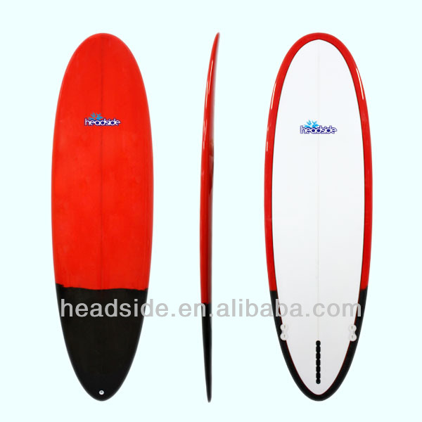 High Quality Resin Tint Pu Core Headside Surfboards View Headside