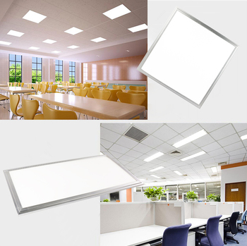 led residential lighting suspended ceiling 30x30 cm 60x60 cm flat led panel lighting