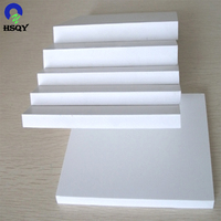 china wholesale solid vinyl sheet pvc sun board rigid plastic sheet