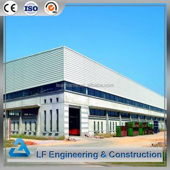 Nave industrial dise o fabricaci n de acero estructural - Diseno nave industrial ...