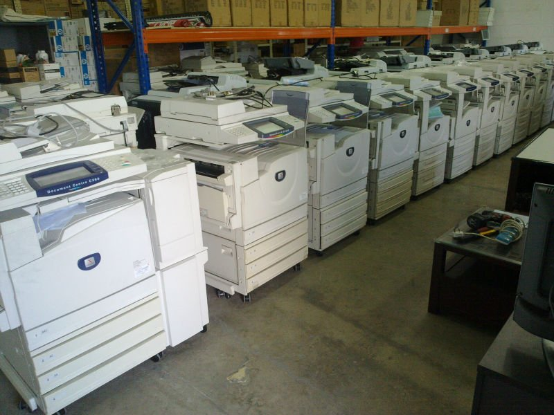 Used Xerox Dc 3005 Copiers Available