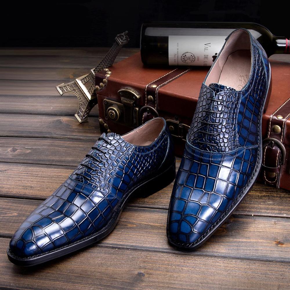 Black Gator Shoes