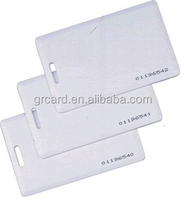 2015 China Manufacturers Supply Contactless Smart Card for Smart Card Door Lock From Shenzhen GRcard Company