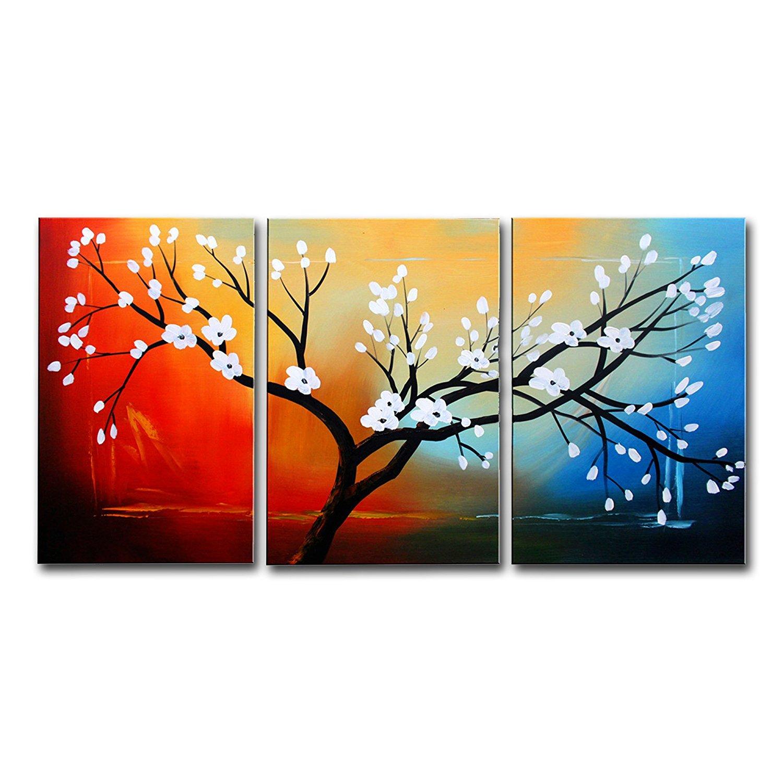 Cheap White Flower Oil Paintings Find White Flower Oil Paintings
