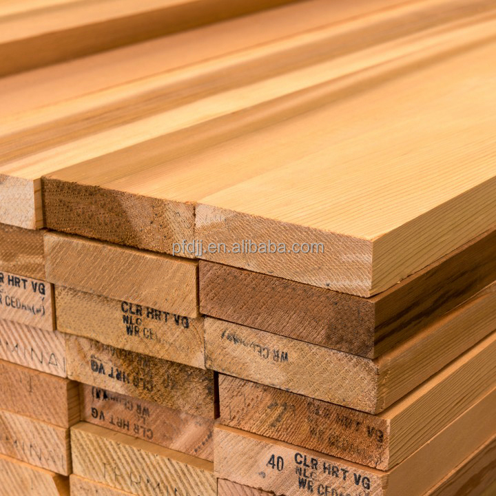 Western Red Cedar Wall Wood Floor