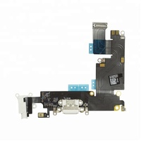 OEM USB charging port headphone jack for iphone 6 plus flex cable