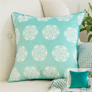 Avigers wholesale decorative throw flower bulk large cushion covers 50cm x 50cm