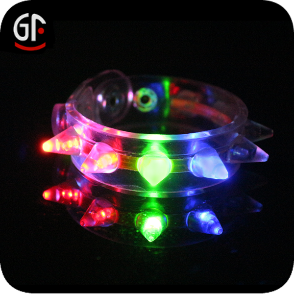 Best Event Celebration Items CE,RoHS Approve New Style Led Bracelet For Wedding Decoration