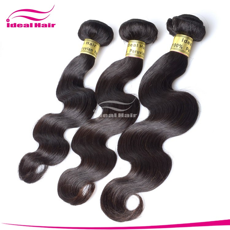 10a grade Maintain style long time japanese synthetic hair weave