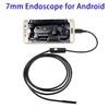 7mm Phone Endoscope with OTG Line, USB Endoscope Camera Android Inspection