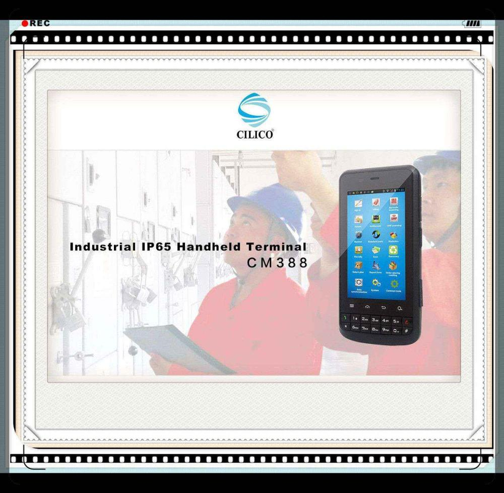 cm388 c5s c7s with low price barcode scanner cable S1342Black YK-8210 Brand new bar code pda tablet coputer