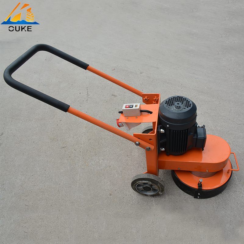 multi function 10 inch concrete grinder edge floor grinding machine