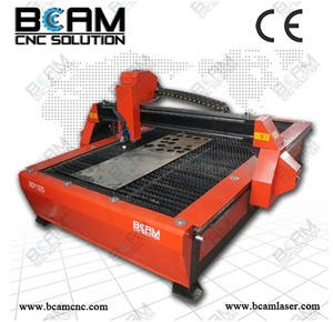 Good performance and top sale &economical cnc plasma stainless steel cutting machine BCP1325
