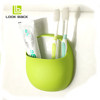 chinese supplier home decor toothbrush accessories hanging toothbrush holder