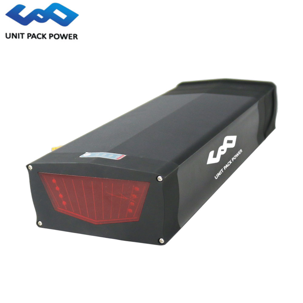 Hot Sales Powerful Lithium Battery 48V 20Ah Electric Bike 1000W Battery With Charger+BMS