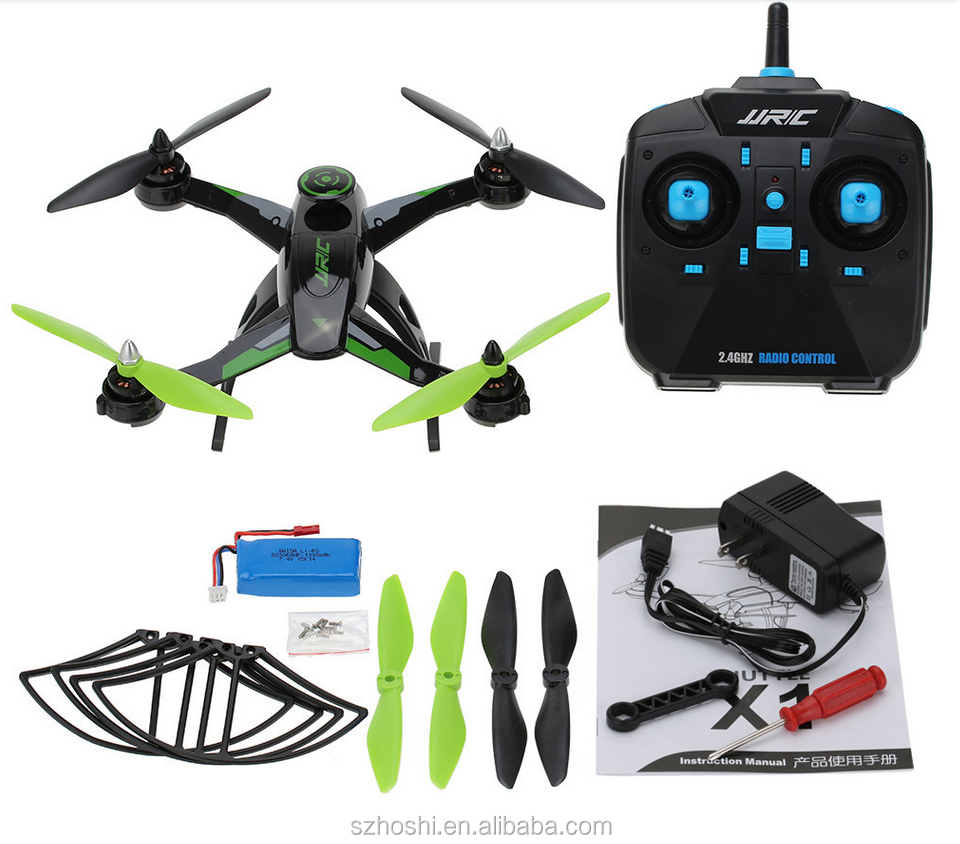 Professional Jjrc X1 Quadcopter Brushless Drone Speed Fast 2 4g 4ch 6 Axis  Gyro Quadrocopter - Buy Brushless Drone,Brushless Drone,Brushless Drone