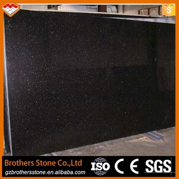 Indian Black Galaxy Granite Slabs Black Galaxy Granite Price Black