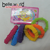 Custom Elastic Hair Band 6ocs/card Hair Ring Ponytail Holder